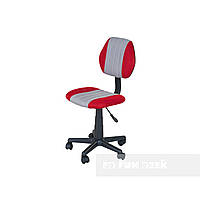 Детское кресло для школьника FunDesk LST4 Red-Grey
