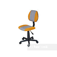 Детское компьютерное кресло FunDesk LST4 Yellow-Grey, фото 1