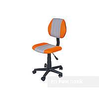 Детское компьютерное кресло FunDesk LST4 Orange-Grey, фото 1