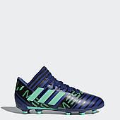 Бутсы детские Adidas NEMEZIZ MESSI 17.3 FG J CP9176