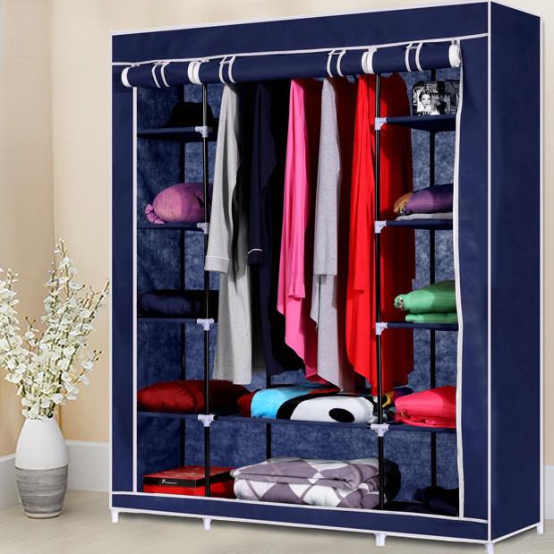Тканевый шкаф для одежды 28135