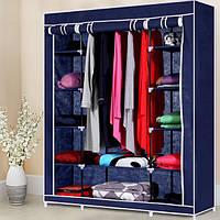 Тканевый шкаф для одежды 28135, фото 1