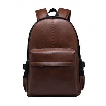 Мужской рюкзак BritBag коричневый, фото 2