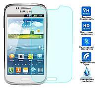 Защитное стекло Samsung Galaxy Core i8262 (Прозрачное 2.5 D 9H) (Самсунг Коре Соре 8262)