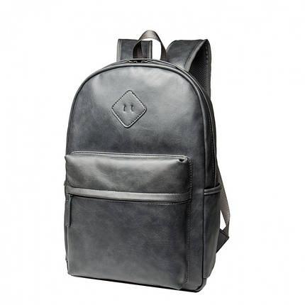 Мужской рюкзак BritBag серый eps-7006, фото 2
