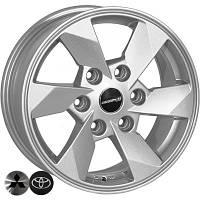 Литые диски Zorat Wheels 7756 R17 W7.5 PCD6x139,7 ET38 DIA67.1 SL