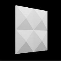 """Гіпсові панелі 3D """"Гіза"""" 500х500 мм New Walls."""