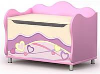 Комод для игрушек Pn-22 Pink