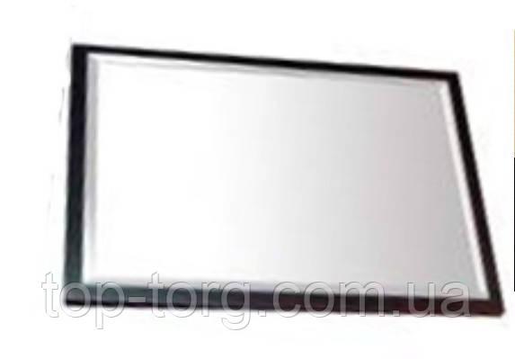 Зеркало настенное 0966 с фацетом, с фаской, рама венге