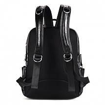 Мужской рюкзак BritBag черный eps-7022, фото 3