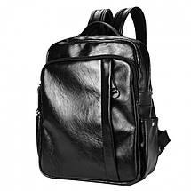 Мужской рюкзак BritBag черный eps-7022, фото 2