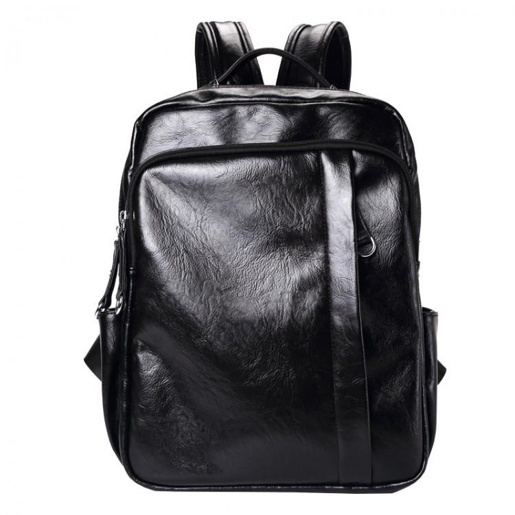Мужской рюкзак BritBag черный eps-7022