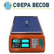 Весы торговые ПРОК ВТ-60 (60 кг)