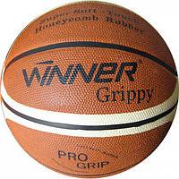 Мяч баскетбольный Winner Grippy 2-цветный