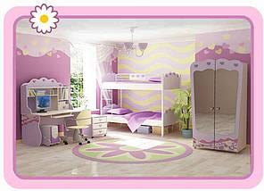 Кровать под матрас 1200х2000 Pn-11-2 Pink, фото 3