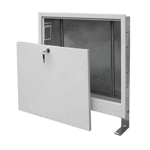 Коллекторный шкаф встроенный DJOUL WCB-03 (760х580х110 мм)
