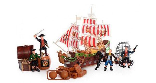 Корабль пиратов 0807-C2