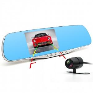 Зеркало видеорегистратор с камерой заднего вида L 706 Vehicle Blackbox DVR Full HD