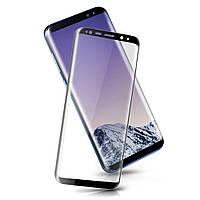 Защитное стекло на весь экран Samsung Galaxy S8 G950 (изогнутое) (Самсунг С8)
