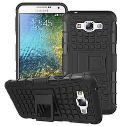 Защитный чехол Samsung Galaxy E7 E700h (бронированный бампер) (Самсунг Е7 Е700)