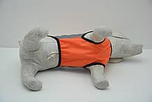 Жилет для собак Отражающий №1 29х46, фото 3