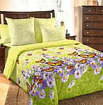 Двуспальное постельное белье, Радость, перкаль 100% хлопок