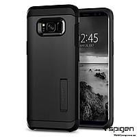 Чехол Spigen для Samsung S8 Tough Armor, Black  , фото 1