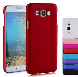 Бампер Samsung Galaxy E7 E700h (пластиковая накладка) (Самсунг Е7 Е700)