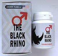 The Black Rhino - Капсулы для восстановления потенции (Блэк Рино)