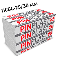 Пенопласт «Pinplast» ПСБС-25 (500x1000x30 мм)