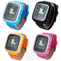 Умные Смарт Часы Детские с GPS Трекером (Детские Умные Часы Телефон для Детей) SMART BABY WATCH (Q60s)