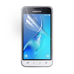 Защитная пленка Samsung Galaxy J1 Ace J110 глянцевая (Самсунг Джей 1 Эйс Асе Джи 110)