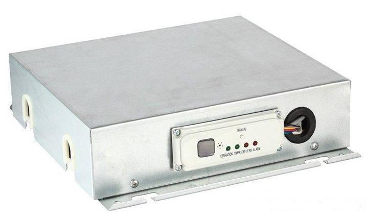 Модуль для группового центрального управления фанкойлами Midea FCUKZ-02, фото 2