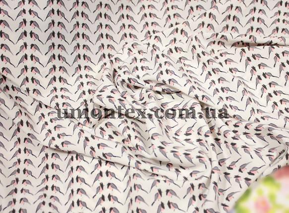 Супер- софт принт птички, фото 2