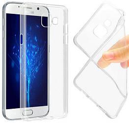 Прозрачный Чехол Samsung Galaxy A5 2016 A510 (ультратонкий силиконовый) (Самсунг А5 16 А510)
