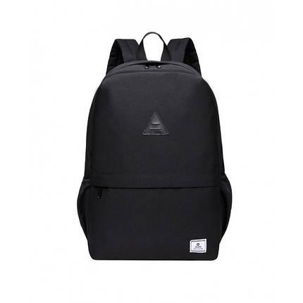 Мужской рюкзак Ozuko антивор черный, фото 2