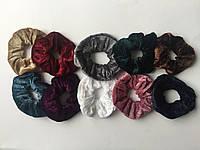 Резинка бархатная 11см (разноцветная)