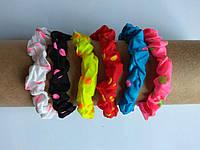 Тканевая резинка №179 (разноцветная)