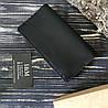 Большой кошелек БрадВей с карманом на змейке 283008 - черный
