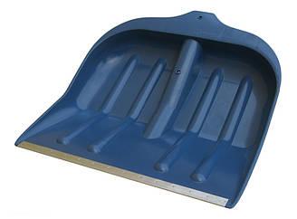 Лопата пластиковая снегоуборочная комплект 44х43см