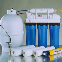 Монтаж фильтра очистки воды (сложная система)