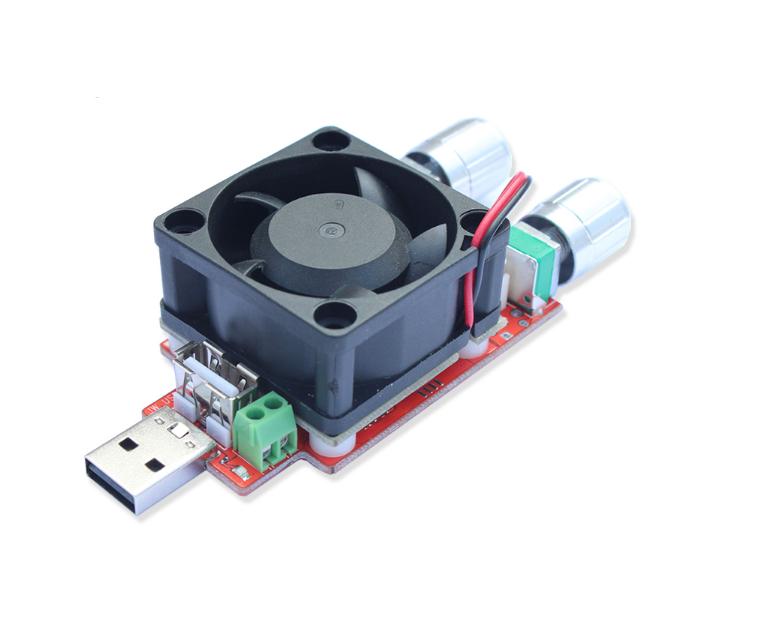 USB нагрузочное устройство / нагрузка / тестер проверки сетевых USB