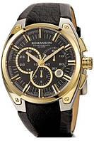 Часы Romanson AL1264HM2T BK кварц. Chronograpaph