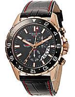Часы Romanson AL0340BMRG BK кварц. будильн. power reserve