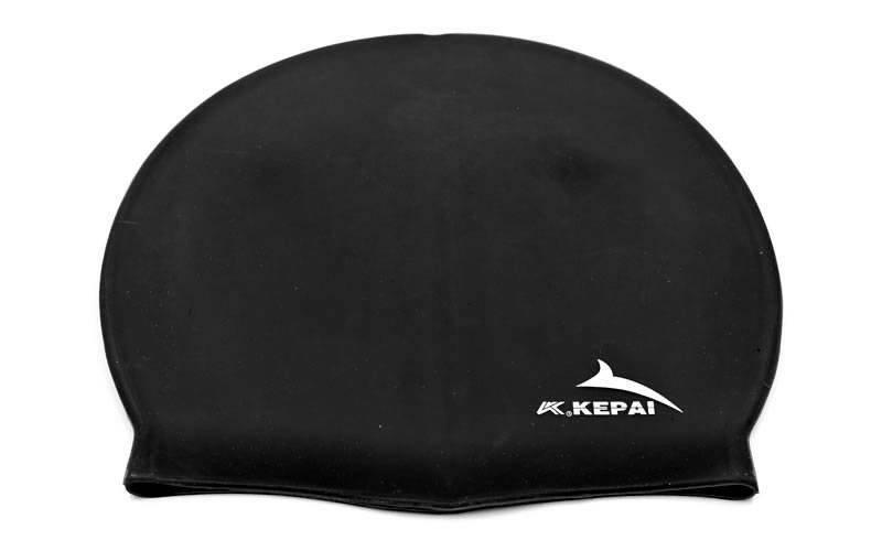 Шапочка для бассейна KEPAI однотонная SM-069