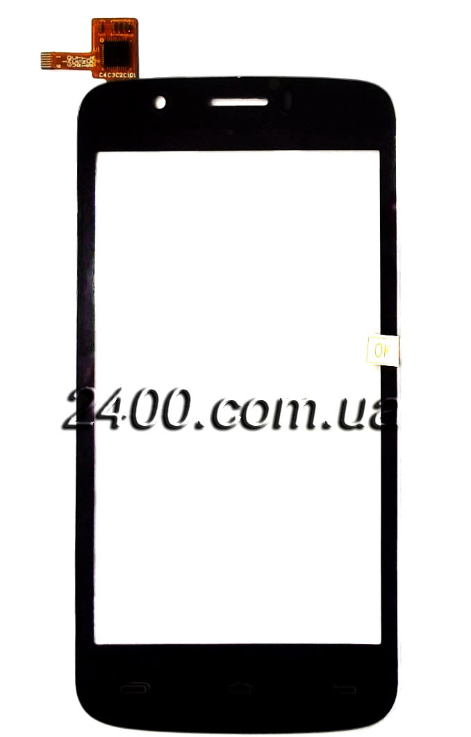 Сенсор для телефона Prestigio MultiPhone 5453 тачскрин