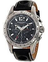 Часы Romanson AL0331HMWH BK кварц. Chronograpaph
