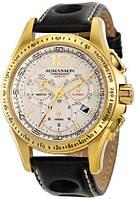 Часы Romanson AL0331HMGD WH кварц. Chronograpaph