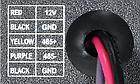 Влагозащищенный считыватель отпечатков пальцев ZKTeco FR1500E-WP BioID, фото 4