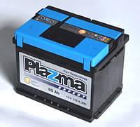Аккумулятор автомобильный Plazma 6СТ-60 Аз Expert